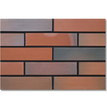 MPB-006 factory klinker wall decorate fire wall bricks