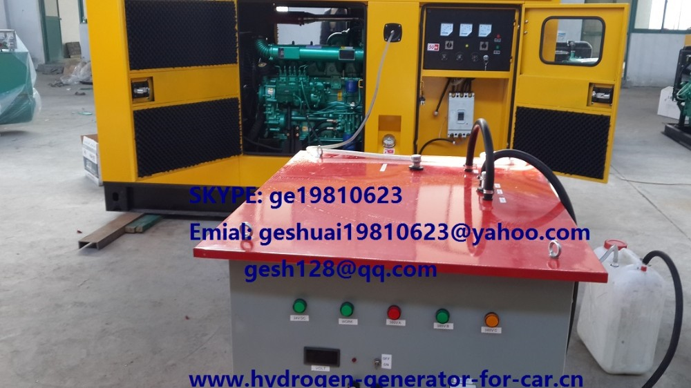 HHO hydrogen generator fuel saver for car truck genset hho FUEL CELL