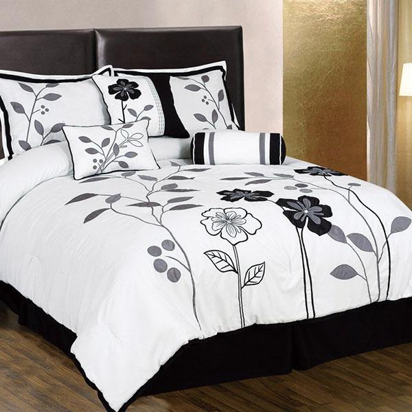 comforters white printed comforter cheap comforter product on alibaba