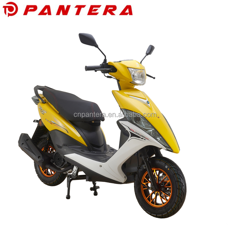 Customized Self Propelled Scooter Adults Motorcycle 125cc