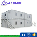 Africa low cost prefabricated container house fast install container house