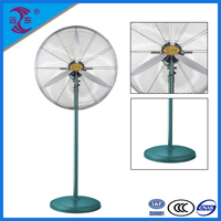 2016 China alibaba high quality Copper motor heavy duty industrial stand fan