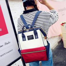 sh20358a factory casual fashion lady backpack,nylon girls backpack , women backpack bag