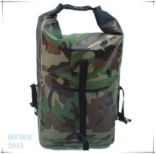 2015 hot sale traveling camoflague waterproof backpack