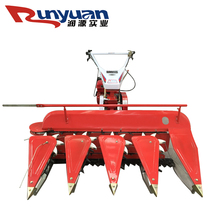 mini wheat and rice hand reaper RY-120 for harvesting crops