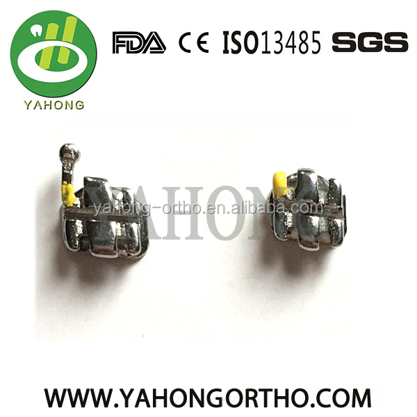 Orthodontic Light Force Bracket with good quality with CE, ISO,FDA.