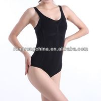 3654 Lift up bodysuit undergarments full slim body shaper