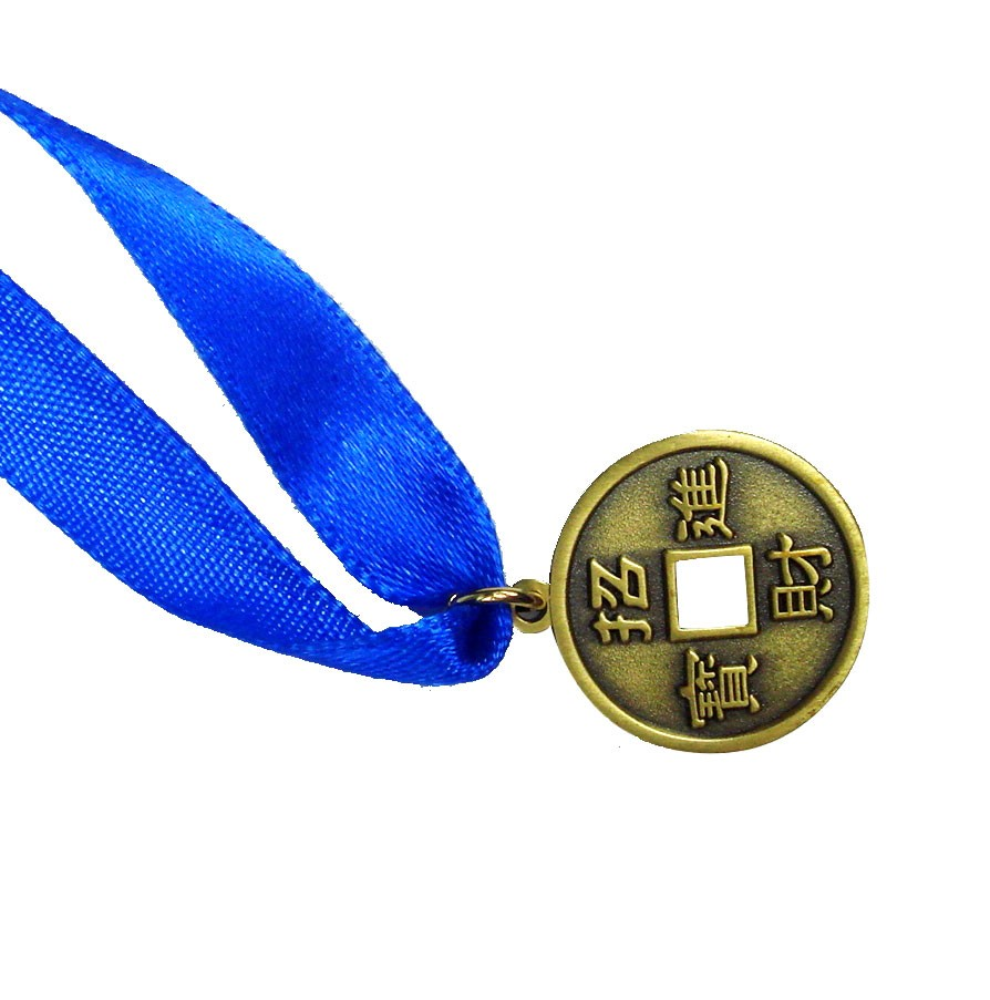 sports custom cheap design your own 3d ribbon award medal antique coin