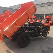 diesel tricycle Three Wheel Mobility Garbage Tricycle For Trash Rubbish Litter made in China