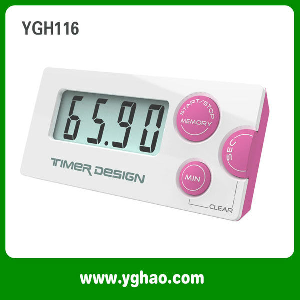 Promotional tooth timer with Magnet