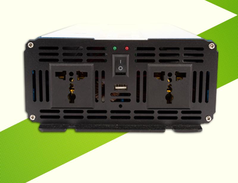 suoer dcacwechselrichter 2000 watt 12 v 220 v reinen. Black Bedroom Furniture Sets. Home Design Ideas