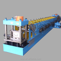 Metal aluminium steel door frame making machine/ roll forming machine