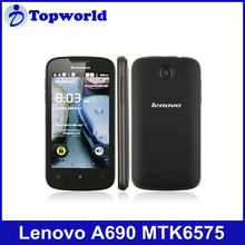 In Stock A690 lenovo Cell Phone MTK6575 1.0GHz Android 2.3.6 512MB RAM 4.0 Inch