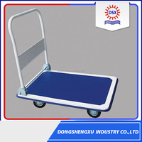 Factory Price Small Tool Cart Garden Trailer
