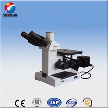 Model 4XC three eyes inverted optical microscope with stability qulity
