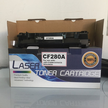 pemium toner cartridges top factory supplier original 80A Toner cartridge for hp280A