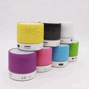 2018 Music Wireless Mini Speaker S10,mini speaker with memory card