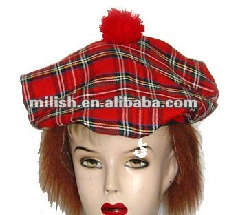 Scotland Scottish traditional See You Jimmy hat MH-0603