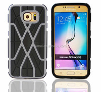 2015 New Style Heavy Duty Back Cover Mobile Phone Case For Samsung Galaxy S6