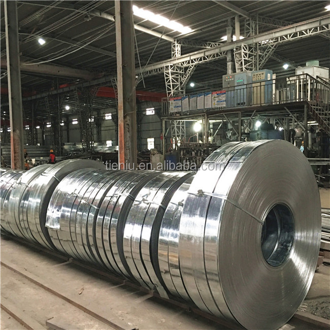 Galvanized Hot Rolled MS Coil / Iron Strip / Metal Roofing Sheet