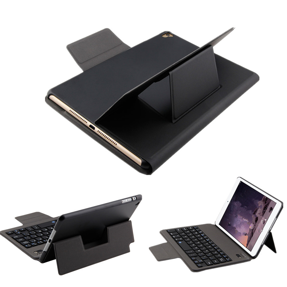 Factory Outlet Ultrathin Slim Magnetic Bluetooth Keyboard Case For Apple New iPad 9.7 Inch