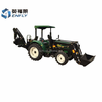 ENFLY DQ404 40hp tractors with loader, backhoe