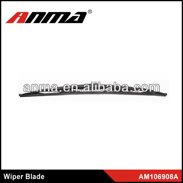 Universal size metal car wiper blade classic car wiper blade