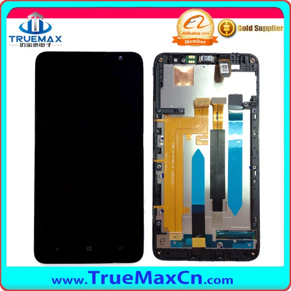 Hot Sale LCD Display for Nokia Lumia 1320 LCD With Touch Screen