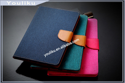 New Arrival Leather For ipad case leather for ipad mini 4 case