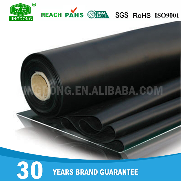 High Tensile Strength recycled material rubber sheet