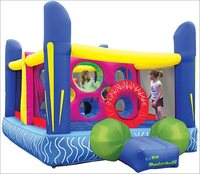 infant indoor playground/ chindren inflatable jumping castle /bouncy castle inflatable for sale