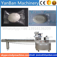 YB-250 Shanghai factory soap wrapping /Horizontal flow packing machine