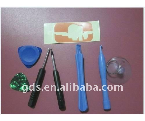 Opening Pry Tool Screwdriver Repair Kit Set For 3G 3GS 4G 4S For iPod