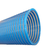 3/4-6 inch 30m/50m discharge water pvc sprial suction hose