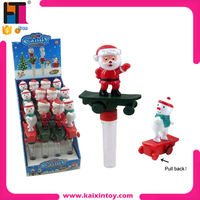 2015 Newest Plastic Sweet Candy Toy For Promotion For Christmas