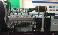 Diesel Generator with Mitsubishi engine alternator electrical digital Deepsea control