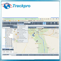 2016 Professional GPS track software with Google map tracking software support GPS102, GPS103, GPS106 gps tracker ect