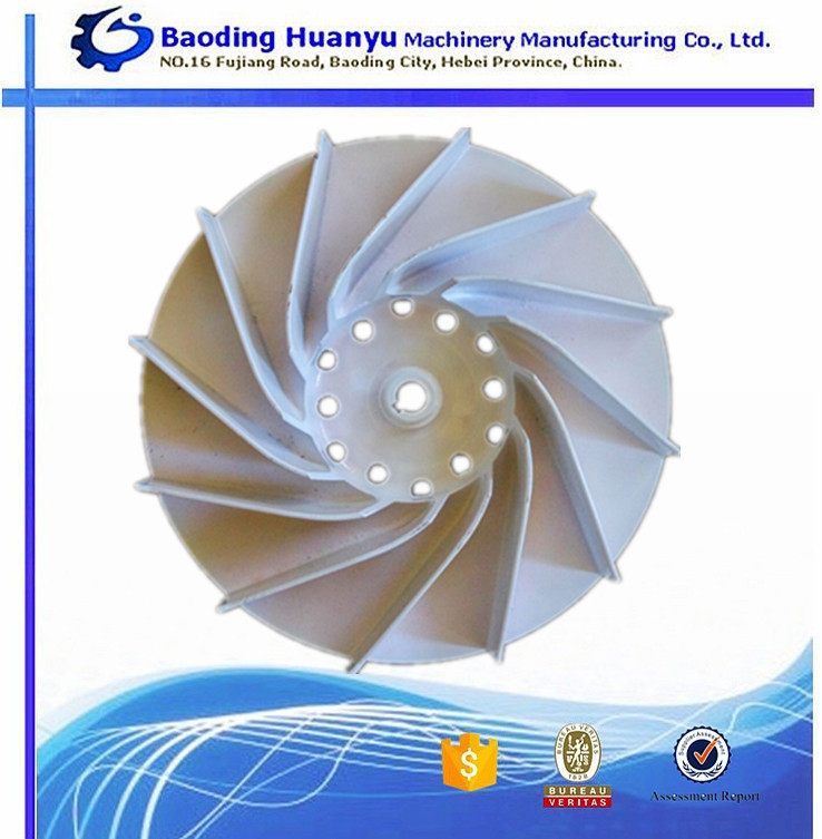 Casting Stainless Steel Water Pump Impeller