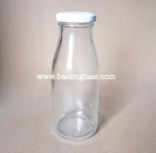 200ml milk coffee beverage glass bottle