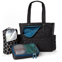 Pack And Go Diaper Tote Bag