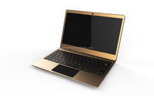 12.5 inch mini laptop intel Z8350 Notebook IPS Screen Metal Casing Computer
