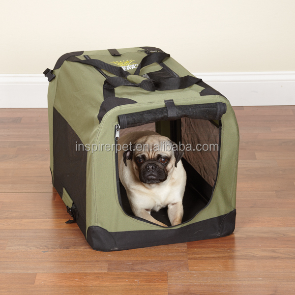 Transport Soft Canvas Pet Carrier