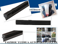 wholesale windscreen silicone rubber for wiper blade