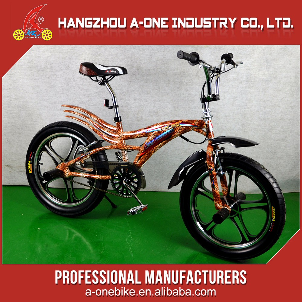 20*3.0 FAT TIRE FREESTYLE BICYCLE/BMX BIKE