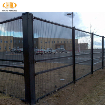 ISO China factory super quality high security 358 anti-climb anti-cut fence