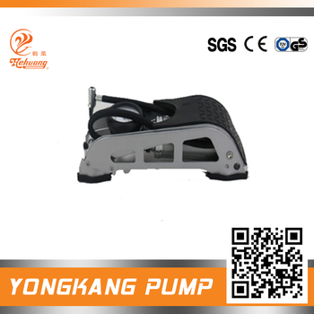 bicycle tire air pump foot single high presure