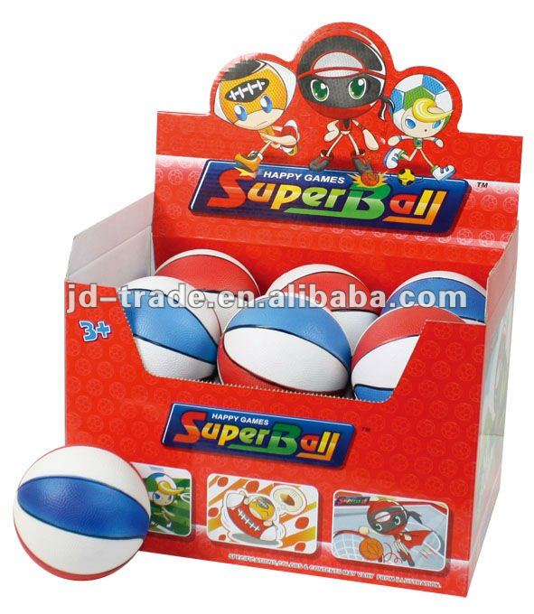 "4"" Top Quality Mini PU Balls with Promotions"