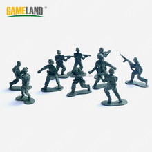 Custom Plastic Figure Character Game Board Game Plastic Miniatures