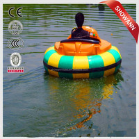 Inflatable Used Bumper Boats For Sale Floating Water Games