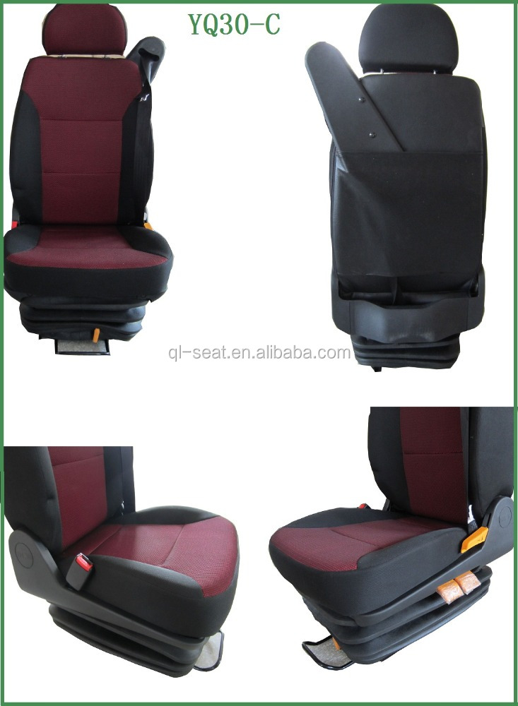 Heavy duty seat air suspension used Dump truck seat YQ30